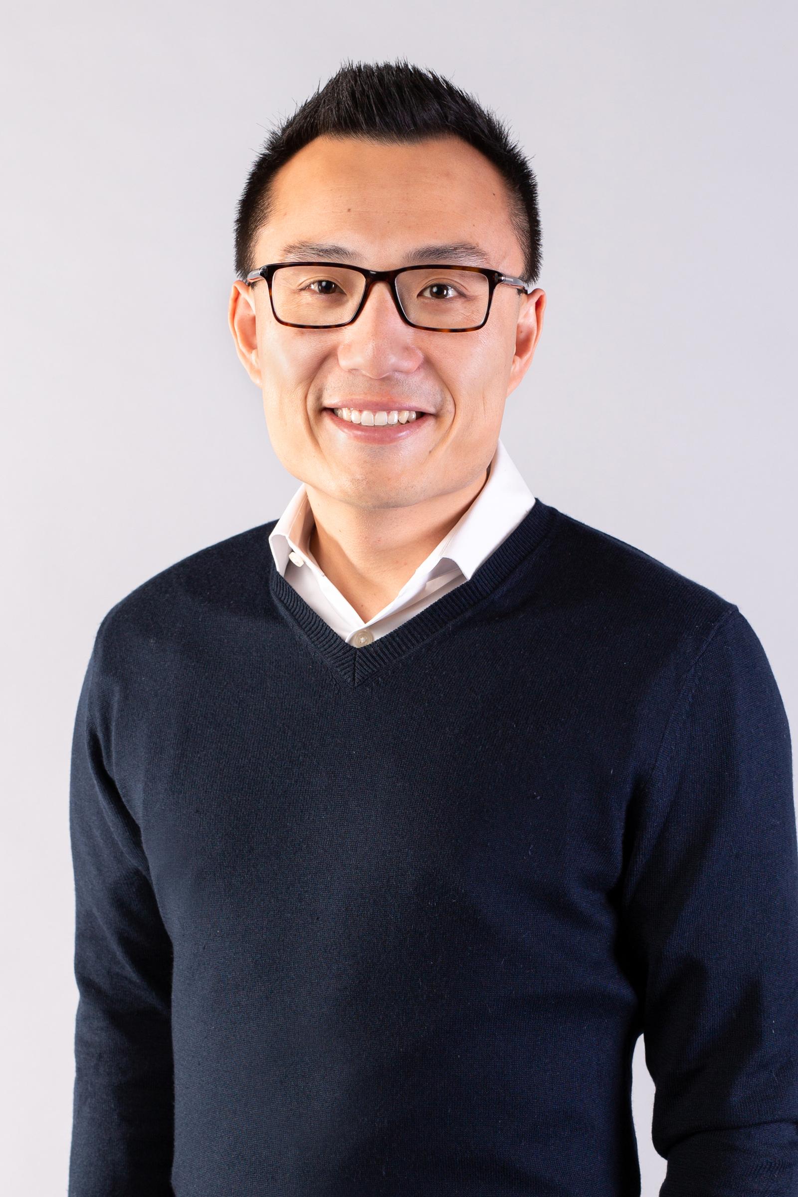 A photo of Tony Xu who is CEO of DoorDash