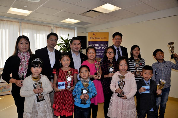 Mid-Autumn Festival Drawing Contest Winners 2017