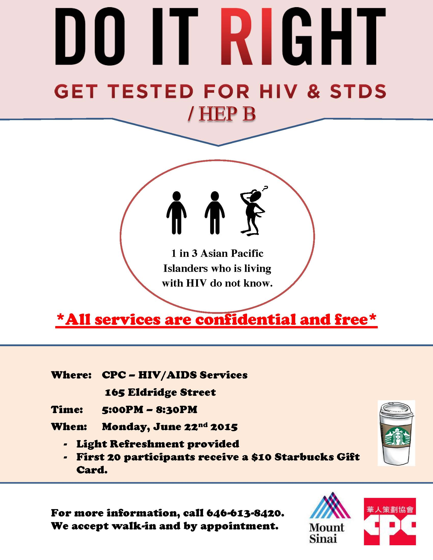 Free confidential hiv std hep b testing chinese - Test hiv periodo finestra 2015 ...