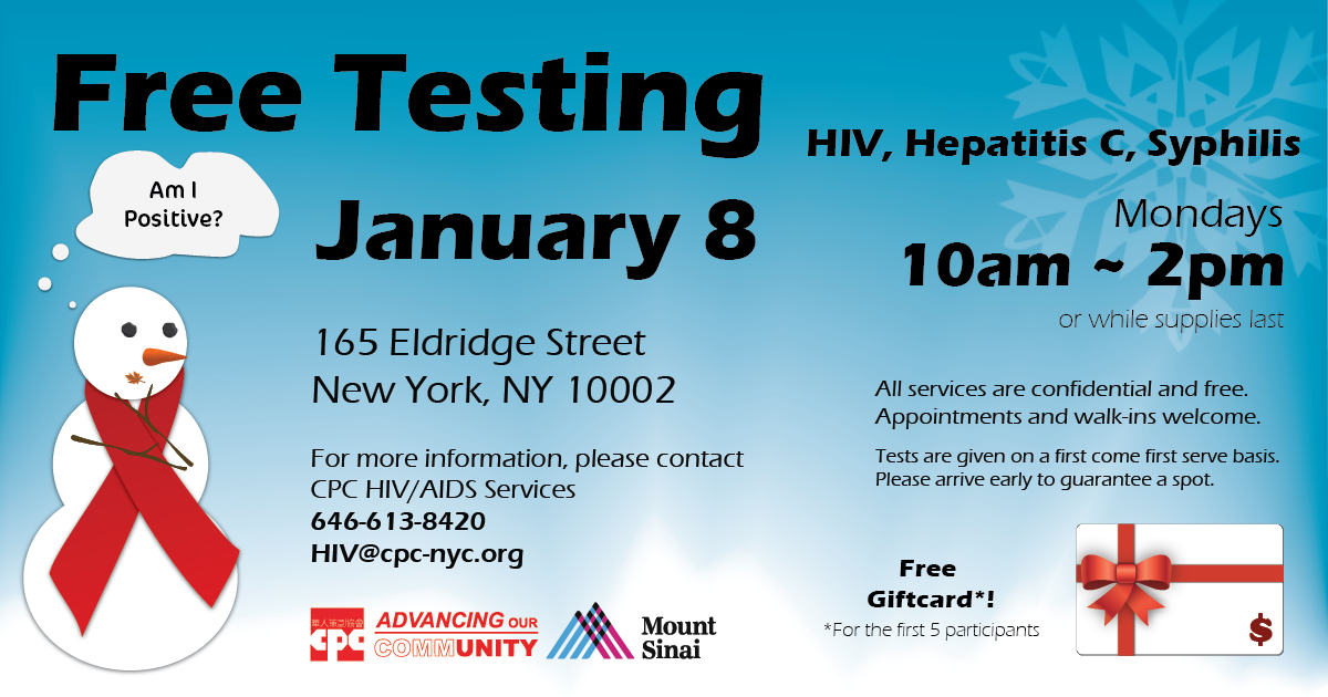 HIV and STDs Testing