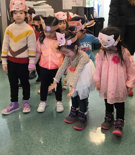 CPC Queens Early Childhood Center Groundhog Day Party