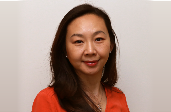 Binh V. Luu, director of HIV/AIDS Services