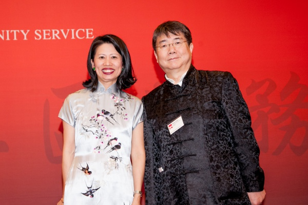 CPC Lunar New Year Gala 2015 - Jenny Low David Chen