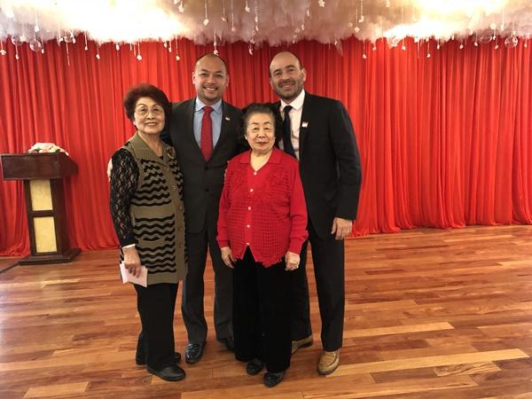 CPC Nan Shan Senior Center Holiday 2017