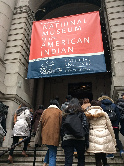 CPC Adult Literacy Program at the National Museum of the American Indian