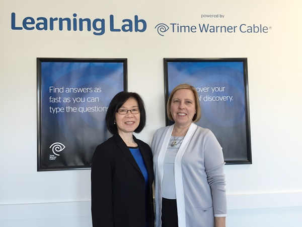 Cpc Celebrates Opening Of 2nd Time Warner Cable Learning