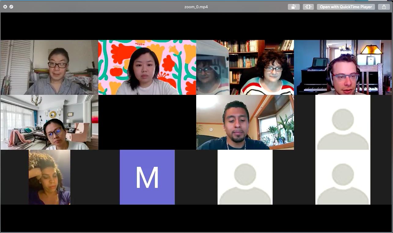 Mobility LABS Flushing Cohort Virtual Meeting