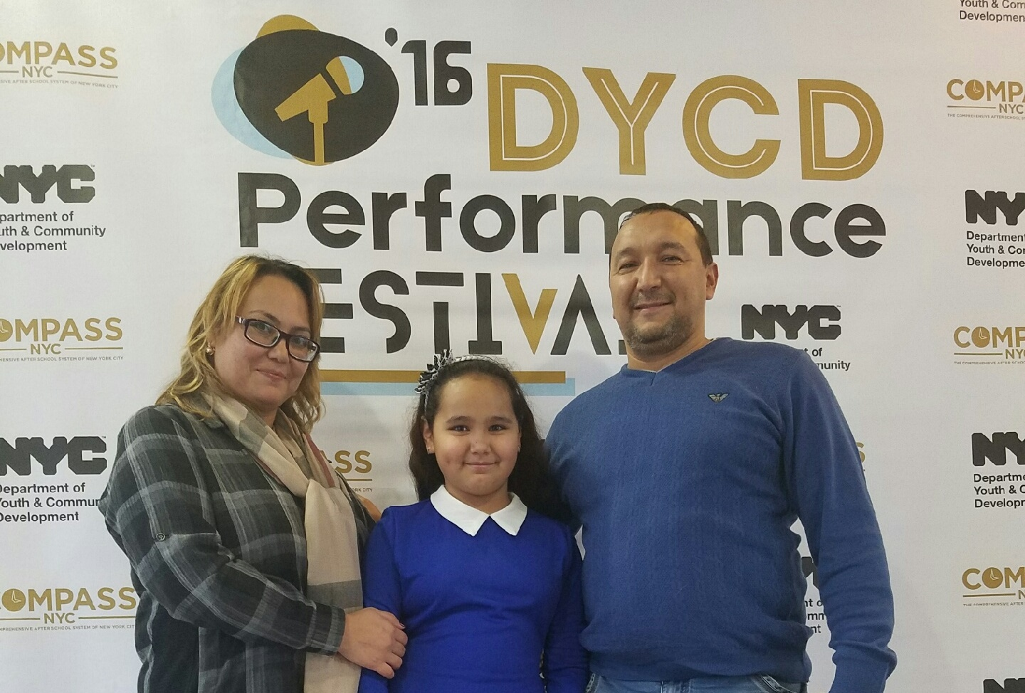"""""""My Family"""" Warms Hearts and Wins Young Poet's Society Competition"""