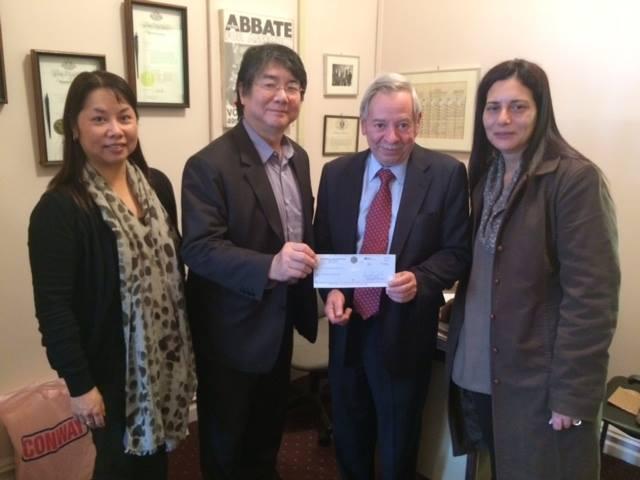 Assemblyman Peter Abbate Supports Seniors In Brooklyn