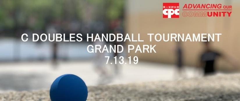 CPC Handball Tournament 2019 Flyer Teaser