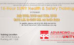 15-Hour SUNY Health & Safety Training in Korean (July 2019)