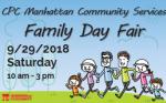 CPC Manhattan Community Services  Family Day Fair 2018 華策會家庭同樂日