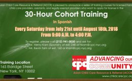 30-Hour Cohort Training in Spanish