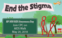 AIDS Walk New York 2018    2018年紐約愛滋病慈善步行