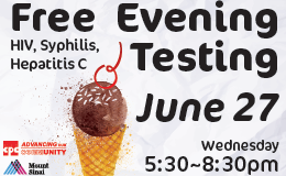 National HIV Testing Day 全國愛滋病檢測日