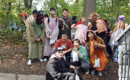 In-School Youth (ISY) Program - Prospect Park Halloween Walk 2016
