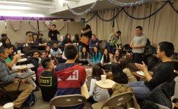 In-School Youth (ISY) Program - White Elephant Christmas Celebration 2016