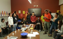 In-School Youth (ISY) Program - Cultural Exchange Dumpling Workshop