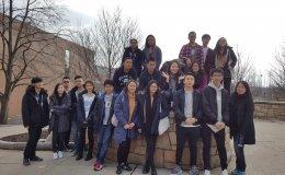 In-School Youth (ISY) Program - Overnight trip to Upstate NY 2016
