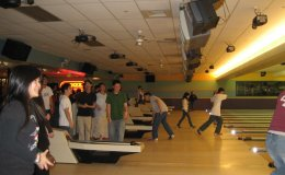 Group Bowling for Fun