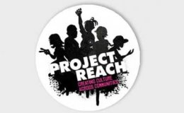 Project Reach Button