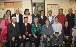 Senior Club Organized
