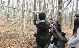 COMPASS rope challenge