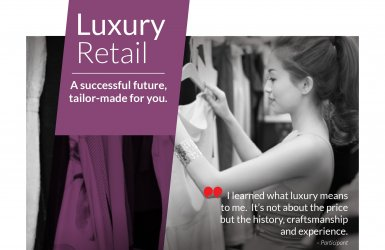 LVMH Fundamentals in Luxury Retail Training Program