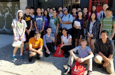SYEP_2016_ Younger Youth Service Learning Project