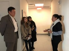 01-23-2018 KCU Visit CPC Queens Community Center - ECS