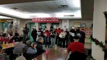 2018-12-20 CPC Chinatown Senior Center Holiday 2018 - Hostos CC
