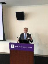 Wayne Ho speaking