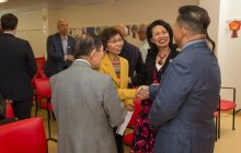 10-20-17 Lois C Lee Unveiling
