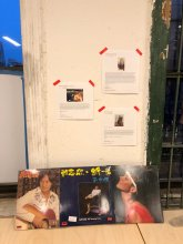 Vinyl Records - Sam Hui, Olivia Newton-John