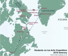CPC Youth Participant Goes on an Upcoming Arctic Expedition - 398402701