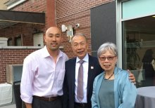 CPC Queens Naming Campaign Reception - Jay Lau