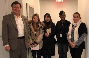 01-23-2018 KCU Visit CPC Queens Community Center