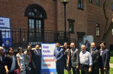 CPC & NY State Assembly Celebrates the Newly Formed Asian Pacific American Legislative Task Force