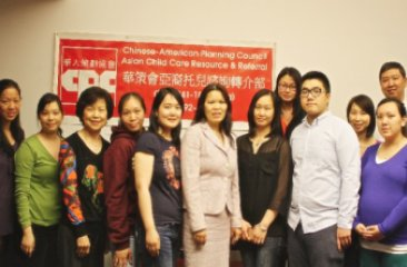 CPC's Asian Child Care Resource & Referral Program Achieves National Quality Assurance