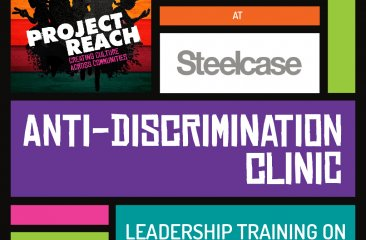 Project Reach - 2-Day Anti-Discrimination Clinic
