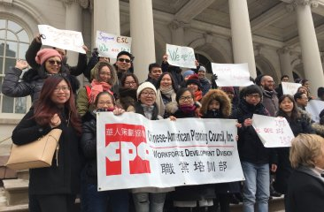 CPC Joins Community Partners for Asian Pacific American Advocacy Day at City Hall