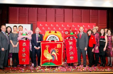 CPC Hosts 52nd Annual Lunar New Year Celebration