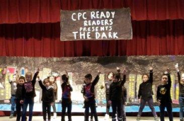 CPC Homecrest SACCC 1st grade_Students Presenting The Dark
