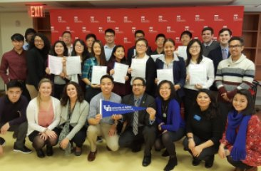 CPC & University at Buffalo Host First-Ever Instant Decision Day