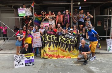 Project Reach Pride Group