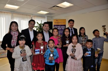 Mid-Autumn Festival Drawing Contest Winners