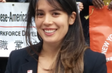 Amy Torres, Director of Policy and Advocacy, joins the Policy and Public Affairs Division.