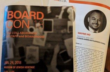 NYN Media's 2nd Annual Nonprofit BoardCon - W.Ho