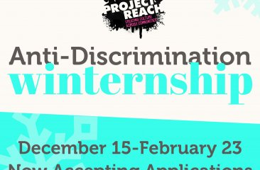 Project Reach - Anti-Discrimination Winternship