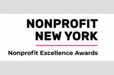 Nonprofit New York's 2019 Nonprofit Excellence Awards Logo